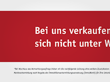 Corporate-, Print- und Web-Design - Flörken Immobilien